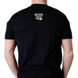 American Made. Big Rig. Double Sided T-shirt