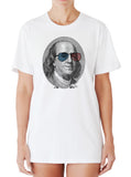Funny Ben Franklin Patriotic Independence Day T-shirt by Egoteest