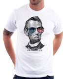 Abraham Lincoln's Happy Smiling Portrait Shirt by Egoteest