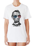 Cool Lincoln T-shirt by Egoteest
