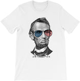 Abe Lincoln Funny Shirt by Egoteest