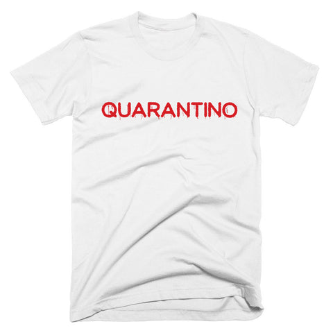 QUARANTINO. Self-Isolation T-shirt