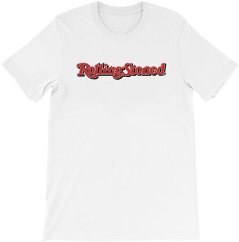 Rolling Stoned, Rolling Stone Logo Parody Shirt by Egoteest