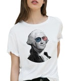 Cool George Washington Shirt by Egoteest