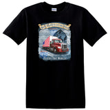 What Happens on the Road Feeds the World T-shirt