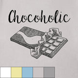 Egoteest: Chocoholic Graphic Tee, Men, Women
