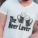 Egoteest: The Beer Lover. The Godfather Parody Men's T shirt
