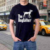 The Dogfather. The Godfather Parody T-shirt