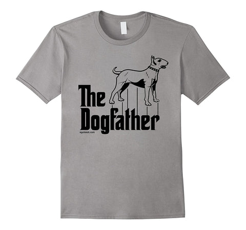 Egoteest: The Dogfather. The Godfather parody shirt, Men's T Shirt