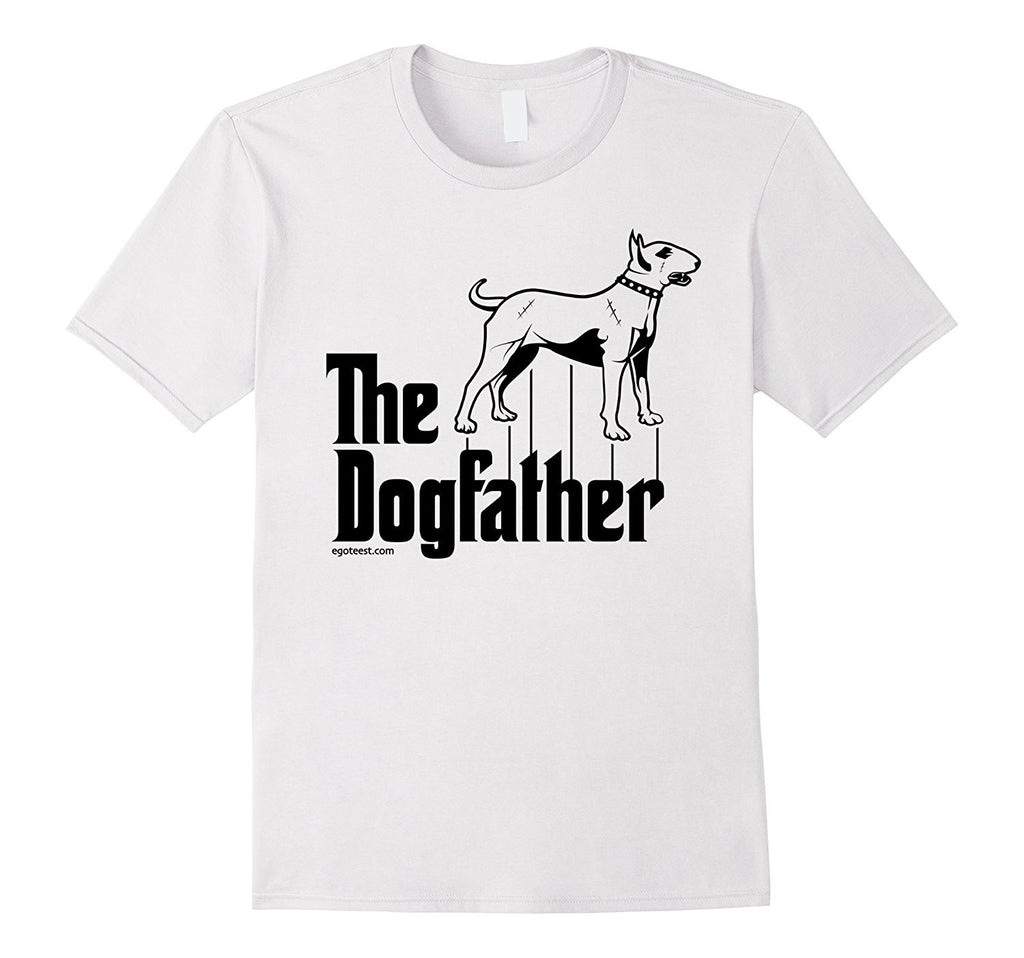 Egoteest: The Dogfather. The Godfather parody T shirt