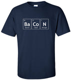 Egoteest: The Chemistry Of Bacon T-shirt