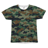 Green Camouflage Shirt by Egoteest