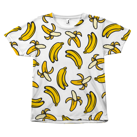 Banana All Over Print t-shirt by Egoteest