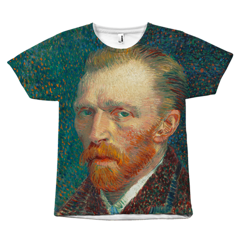 Egoteest Vincent Van Gogh Self-Portrait Spring 1887 Painting T-shirt