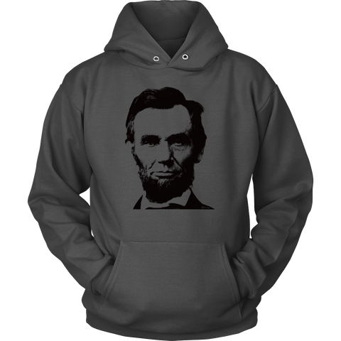 Abraham Lincoln Hoodie - Usa Patriotic up to 5XL