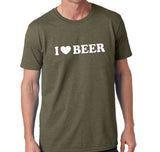 I Love Beer, T-shirt