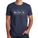 The Chemistry Of Bacon T-shirt