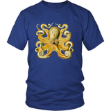 Octopus, Devilfish T-shirt up to 5XL