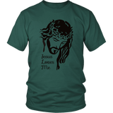Jesus Loves Me T-shirt. Up to 5XL