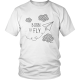 Egoteest: Born to Fly T-shirt
