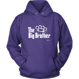 The Big Brother Brass Knuckles. The Godfather Parody. White Print