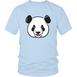Panda Bear Face T-shirt