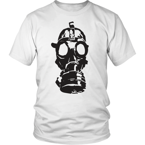 Gas Mask Graphic Men's / Unisex T-shirt