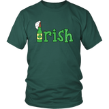 Egoteest: Irish - Funny Saint Patrick's Day T-shirt