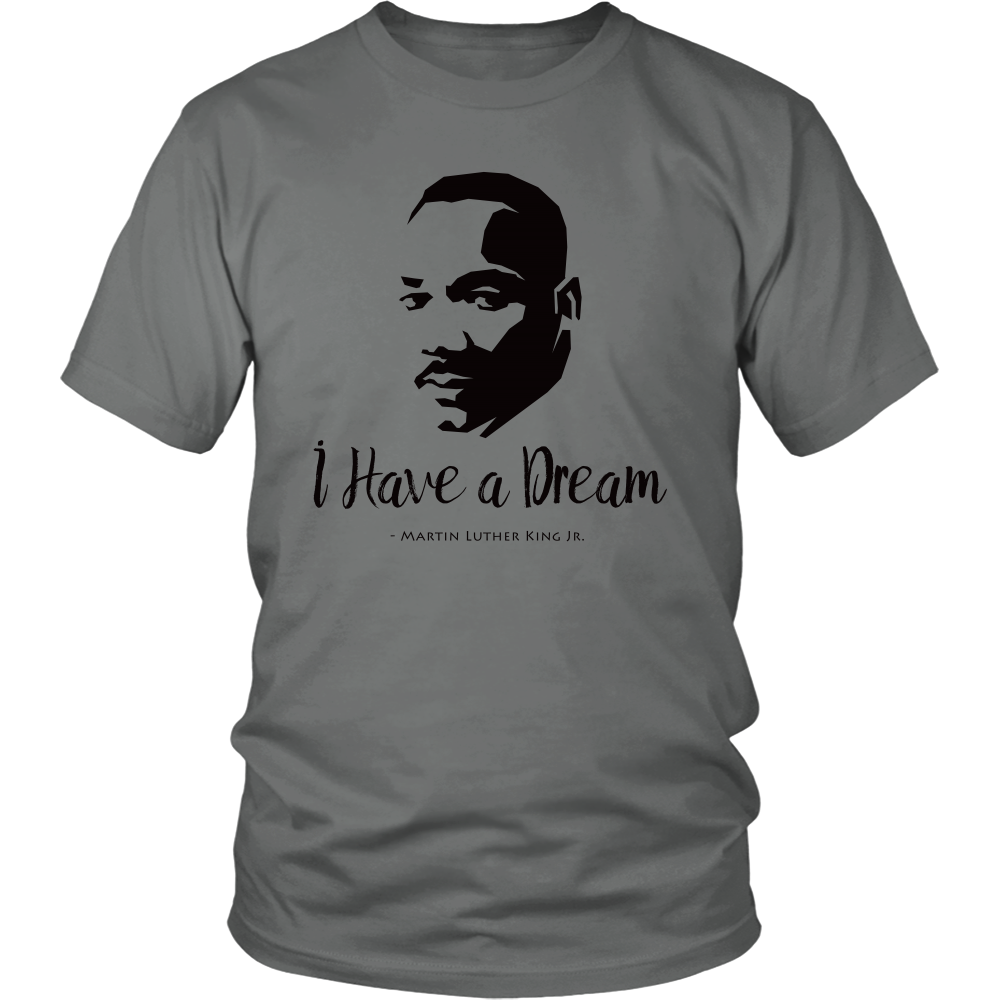 2336bdf8799c Egoteest: I Have a Dream. - Martin Luther King Jr. Quote, Portrait
