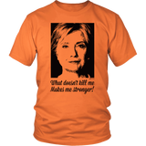 Hillary Clinton T-shirt, up to 5XL