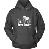 The Beer Lover. The Godfather Parody. White Print
