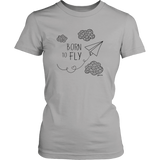 Born to Fly. Women's Graphic T-shirt
