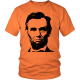 Abraham Lincoln Oversized Portrait T-shirt
