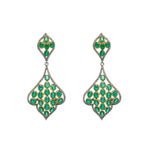Jeevan Earrings