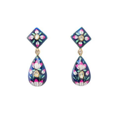 Nipa Earrings