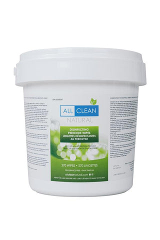All Clean Wipes 270