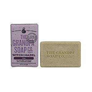 GRANDPA SOAP CO.  - WITCH HAZEL SOAP (1.35 oz)