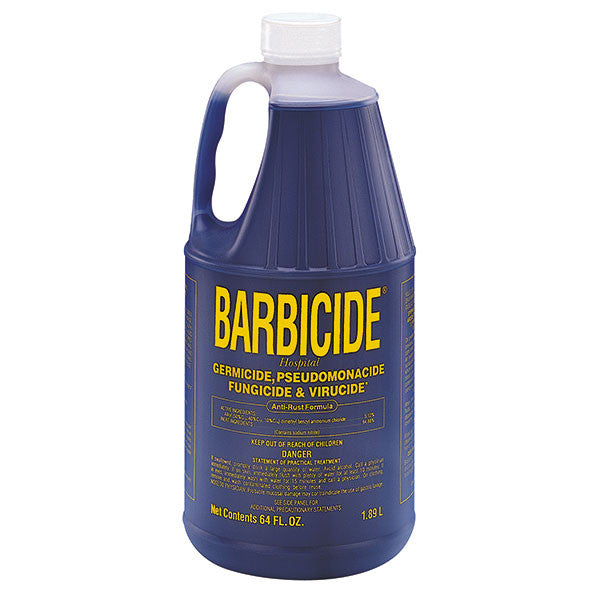 BARBICIDE - HALF GALLON