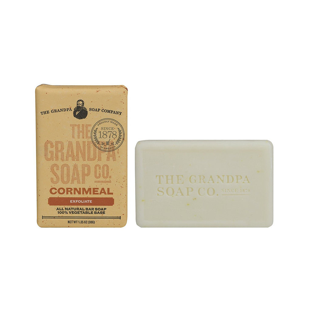 GRANDPA SOAP CO.  - CORNMEAL SOAP (1.35 oz)