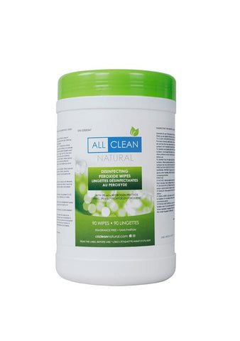 All Clean Wipes 90