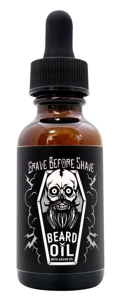 BEARD OIL - ENHANCED FORMULA
