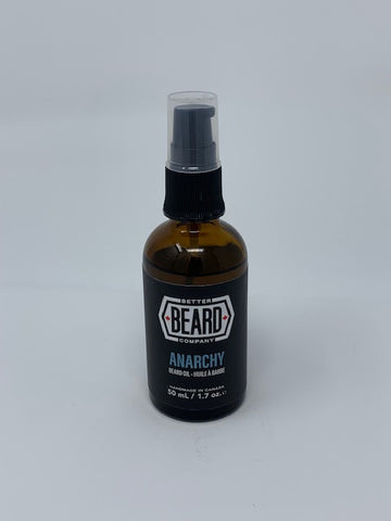 BEARD OIL - ANARCHY