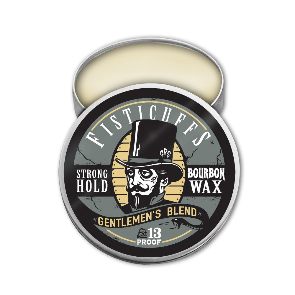 MOUSTACHE WAX - GENTLEMENS BLEND BOURBON