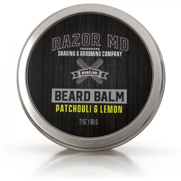 BEARD BALM - Patchouli & Lemon Balm