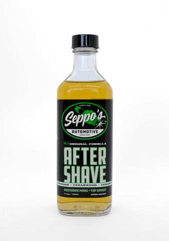 SEPPOS AUTOMOTIVE - No. 1 Original After Shave – Cedarwood