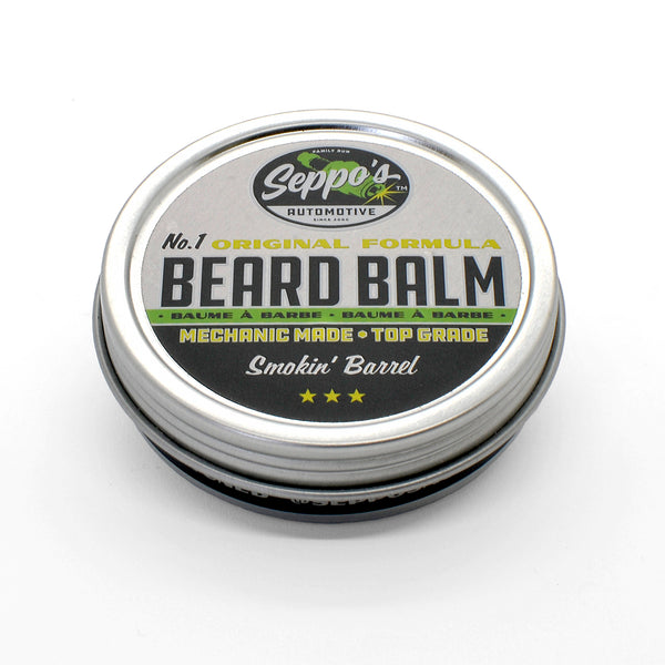 SMOKIN BARREL BEARD BALM