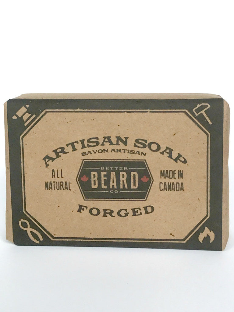 FORGED COLD PROCESS SOAP