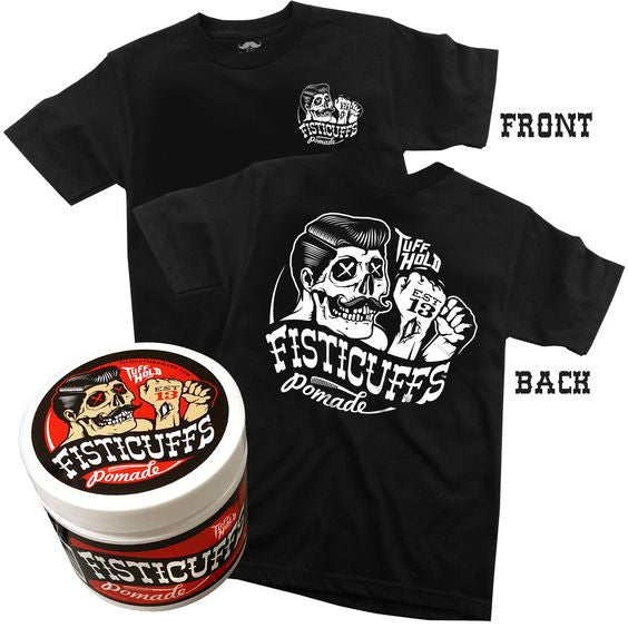 GRAVE BEFORE SHAVE - POMADE TEE
