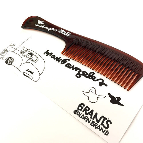 GRANTS GOLDEN BRAND - THE UPTOWN GONZALES COMB