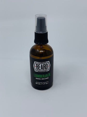 BEARD OIL - LUMBERJACK